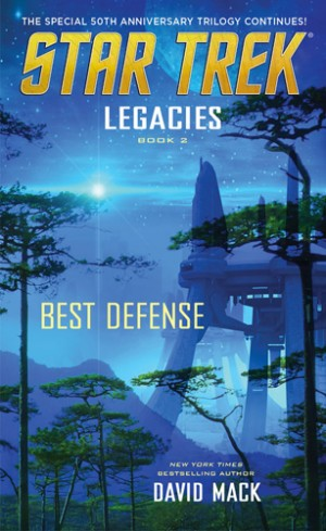Legacies: Book #2: Best Defense