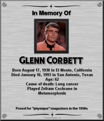 glenn corbett net worth